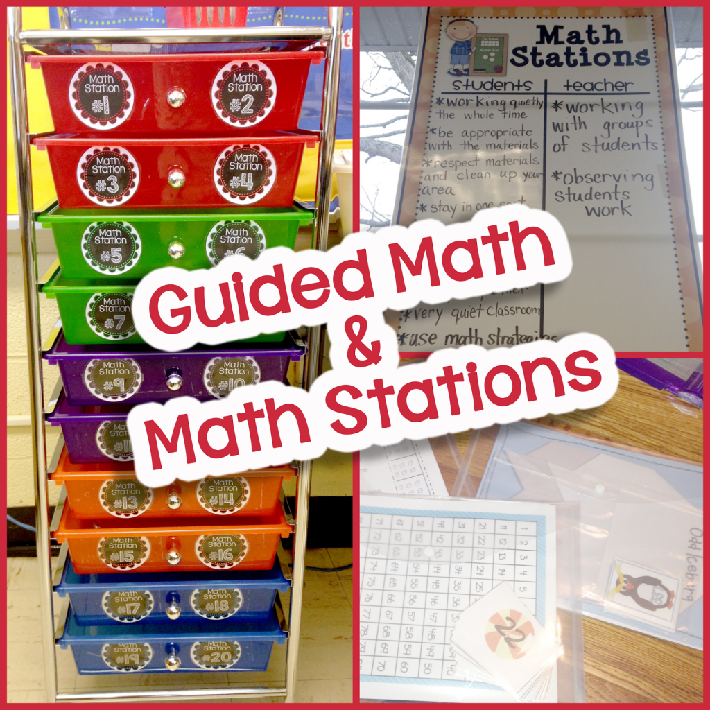 Learn all about Guided Math!