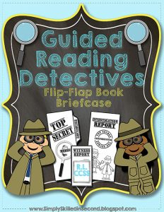 Guided Reading Detective Cover WEB