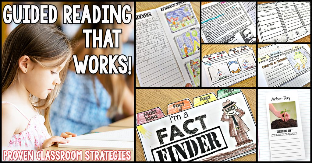 Guided Reading FB Ad