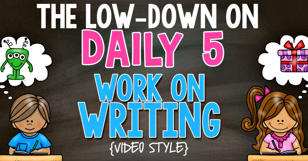 WORK ON WRITING COVER PIC