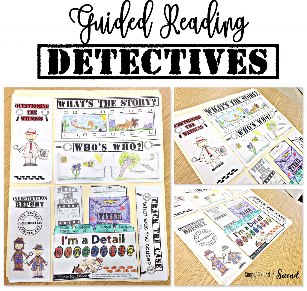 I truly believe that many teachers (myself included..until recently :) are on the guided reading STRUGGLE BUS. Here are some solutions to help you effectively plan, differentiate, and give all of your students quality instruction.