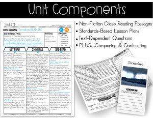 close reading lesson plan