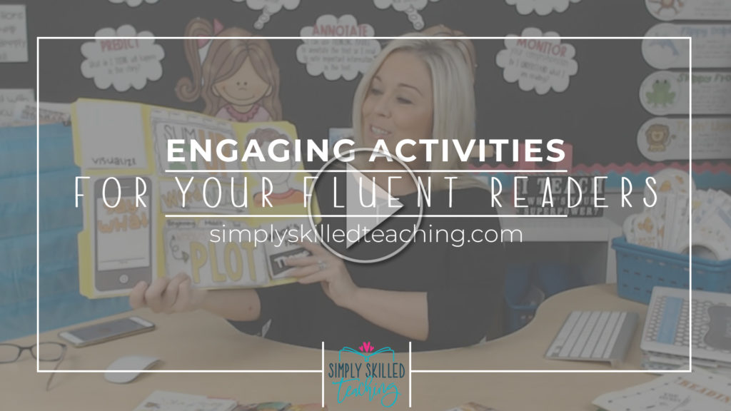 Engaging Activities Fluent Readers