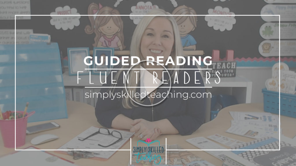 Guided Reading with Fluent readers